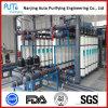 Instalación de tratamiento salobre del RO de la desalación del agua
