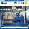 PTFE/Plastic Doppelschraubenzieher-Maschine für Sale/PP PET Puder oder Körnchen, das PlastikMasterbatch und CaCO3-Talkum-Einfüllstutzen Masterbatch herstellt Extruder-Maschine füllt