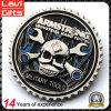 Монетка профессионального изготовленный на заказ металла логоса оптовой продажи 3D коммеморативная