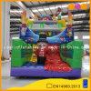 Trasparenza festiva del circo della trasparenza gonfiabile del parco di divertimenti per i capretti (AQ01594)