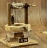 Modelos bien hechos a mano hermosos de madera