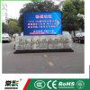 P10 Digitaces al aire libre Comercial que hace publicidad de la pantalla de P16 LED