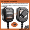 Lautsprecher-Mikrofon für Motorola Mth500 Mth650 Mth800 Mth850 MTP850