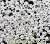 Покрынные серебром ровные прокладки шарика отбортовывают Dia 3mm. Pics около 1000 согласно с Pakage (B01111)