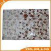 Glasig-glänzende Wand deckt keramische Fliesen des Tintenstrahl-3D mit Ziegeln