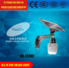 luz de calle solar integrada de 8W LED