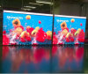 Super freie video Bildschirm P3 farbenreiche Innen-LED-Bildschirmanzeige für Stadiums-Hintergrund-Ereignisse