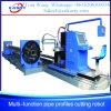 Máquina de chanfradura da estaca de flama do plasma do CNC para todas as tubulações