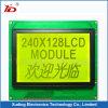 Modulo della visualizzazione dell'affissione a cristalli liquidi del grafico della PANNOCCHIA 240*128 con priorità bassa giallo verde