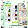 Armadio della rete metallica del cubo dello scompartimento per gli operai