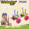 Onderwijs Stuk speelgoed voor de Vrachtwagen van Themed van de Ambacht van Jonge geitjes DIY