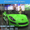 Shiny Green Car Pegatina Vinilo Wraps adhesiva de papel