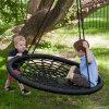 Netto Schommeling van Swingtree van het Spinneweb van de Schommeling van de boom de Netto Openlucht