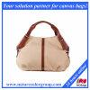 Große Segeltuch-Handtasche für Damen