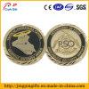 Moneda de encargo de la memoria de la insignia del metal
