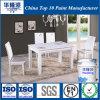 Vernis en bois lumineux blanc superbe d'enduit de dessus de meubles de Hualong (HJ3710A)
