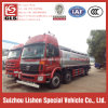 Auman 8 * 4 Combustible Tanker Truck Diesel Power 270HP Oil Tank Truck à vendre