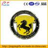 Moneda de prueba de encargo del desafío de la insignia del metal del caballo