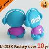 Azionamento creativo dell'istantaneo del USB del fumetto dell'uomo di musica (YT-6433-06)