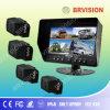 7 sistema de la cámara 720p del CCD del monitor del tacto de la pulgada