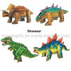 Promotionalのための卸し売りDinosaur Paper 3D Puzzle Kids Toy