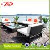 Установленная софа ротанга мебели сада (DH-8540)