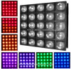5*5 RVB 3in1 Matrix DEL Effect Light (YS-523)