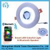 4 polegadas de luz profissional do diodo emissor de luz de Bluetooth do produto novo