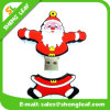 Movimentação de borracha do flash do USB da forma bonito relativa à promoção de Papai Noel (SLF-RU005)