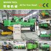 línea de producción de botellas de reciclaje de plástico con un buen servicio