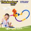Пластмасса 3D PVC высокого качества выдвиженческая собирает игрушку