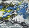 Lieblingskind-Material-Art-Druck-Gewebe für Glasseide