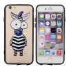 iPhone 5/6/6plus를 위한 귀여운 Zebra TPU Phone Case