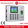 Sistema biometrico del lettore di presenza di tempo dell'impronta digitale