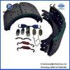 Patin de frein de circuit de freinage de camion avec la garniture de frein