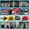 Stanza portatile della pittura dell'automobile, cabina di spruzzo mobile della tenda dello spruzzo