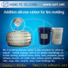 Prototyping Addition Cure Silicone per Tyre Mold Casting