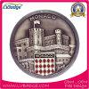 Divisa de encargo del Pin del recuerdo de la insignia de Mónaco 3D