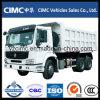 Cino autocarro con cassone ribaltabile di HOWO 6X4 290HP da vendere