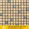 Mosaico di ceramica con arte del cracker (B04)