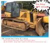 Bulldozer utilizzato del trattore a cingoli D5k in azione che funzionano grande prezzo poco costoso!