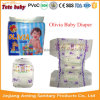 Couche-culotte de bébé d'Olivia, constructeur de couche de bébé en Chine