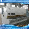 Горячее сбывание! Машина гидровлической (CNC) гильотины -16X4000 QC11y (k) режа с стандартом Ce