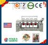 Machine de textile principale de broderie de l'ordinateur 4 Wy1204c/Wy904c