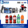Terminar la máquina de rellenar en botella del refresco/carbonató la planta de relleno de la bebida