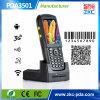 Máquina logística Handheld androide del inventario PDA del mensajero de Zkc PDA3501 3G WiFi NFC RFID