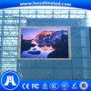 Esterno stabile della visualizzazione di LED di prestazione P8 SMD3535 usato
