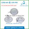 indicatore luminoso subacqueo cambiante dell'indicatore luminoso LED della piscina di colore di 30watt 12V