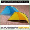 Tipi-faltendes Schlussteilsun-Strand-kampierendes Zelt