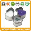 Heart-Shaped свечка олова может, ежедневная коробка олова, олово перемещения металла